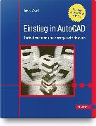Cover-Bild zu Einstieg in AutoCAD von Vogel, Harald