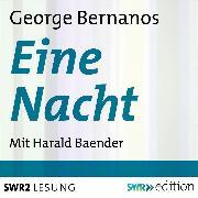 Cover-Bild zu Eine Nacht (Audio Download) von Bernanos, Georges