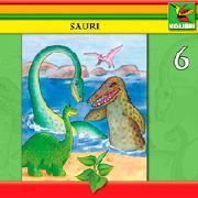 Cover-Bild zu Sauri 06 - Abenteuer am großen Meer (Audio Download) von Rahtjen, Wolf