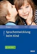 Cover-Bild zu Sprachentwicklung beim Kind von Szagun, Gisela