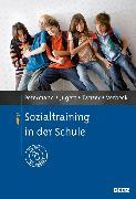 Cover-Bild zu Sozialtraining in der Schule (eBook) von Petermann, Franz
