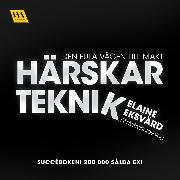 Cover-Bild zu Härskarteknik (Audio Download) von Eksvärd, Elaine