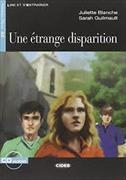 Cover-Bild zu Une étrange disparition von Blanche, Juliette