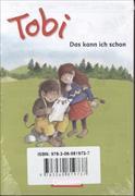 Cover-Bild zu Tobi 1. Schuljahr. Lernentwicklungsheft 10er von Metze, Wilfried