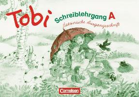 Cover-Bild zu Tobi-Schreiblehrgang A. LA von Metze, Wilfried