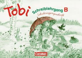 Cover-Bild zu Tobi-Schreiblehrgang B. SAS von Prippenow, Barbara