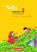 Cover-Bild zu Tobi-Lesesprachbuch 2. Schuljahr. Arbeitsheft. VA von Metze, Wilfried