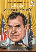 Cover-Bild zu eBook Who Was Richard Nixon?