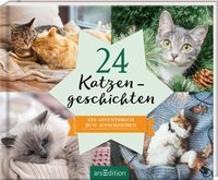 Cover-Bild zu 24 Katzengeschichten