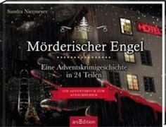 Cover-Bild zu Mörderischer Engel - Ein Krimi-Adventskalender in 24 Teilen von Niermeyer, Sandra