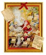 Cover-Bild zu Adventspost von Bley, Anette (Illustr.)