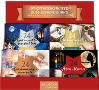 Cover-Bild zu Display Adventsgeschichten zum Aufschneiden