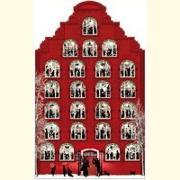 Cover-Bild zu Nostalgisches Weihnachtshaus von Behr, Barbara (Illustr.)