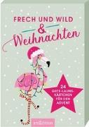 Cover-Bild zu Frech & wild & Weihnachten