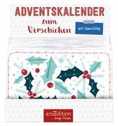 Cover-Bild zu Display Adventskalender zum Verschicken Postkarten