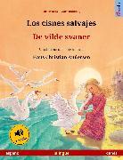 Cover-Bild zu Los cisnes salvajes - De vilde svaner (español - danés) (eBook) von Renz, Ulrich