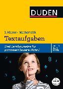 Cover-Bild zu Wissen - Üben - Testen: Mathematik - Textaufgaben 3. Klasse (eBook) von Müller-Wolfangel, Ute