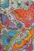 Cover-Bild zu Schmetterlinge. Mini liniert