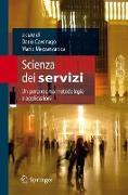 Cover-Bild zu Scienza dei servizi
