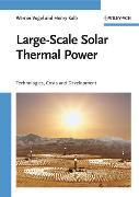 Cover-Bild zu Large-Scale Solar Thermal Power von Vogel, Werner