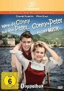 Cover-Bild zu Conny und Peter - Doppelbox von Cornelia Froboess (Schausp.)