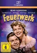 Cover-Bild zu Feuerwerk von Lilli Palmer (Schausp.)