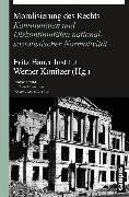 Cover-Bild zu Moralisierung des Rechts (eBook) von Henne, Thomas (Beitr.)