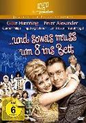 Cover-Bild zu ... und sowas muss um 8 ins Bett von Peter Alexander (Schausp.)