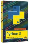 Cover-Bild zu Python 3 Programmieren lernen und anwenden