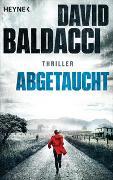Cover-Bild zu Abgetaucht von Baldacci, David