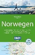 Cover-Bild zu DuMont Reise-Handbuch Reiseführer Norwegen. 1:1'000'000