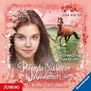Cover-Bild zu Pferdeflüsterer Mädchen. Ein großer Traum (Audio Download) von Mayer, Gina