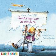 Cover-Bild zu Geschichten von Seeräubern (Audio Download) von Wolf, Klaus-Peter