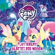 Cover-Bild zu My Little Pony - Beyond Equestria - Fluttershy glättet die Wogen (Audio Download)