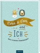 Cover-Bild zu Oma & Opa & ich