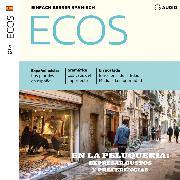 Cover-Bild zu Spanisch lernen Audio - Beim Frisör: Vorlieben ausdrücken (Audio Download)