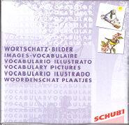 Cover-Bild zu Vocabular. Wortschatz-Bilder von Naef, Anja
