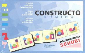 Cover-Bild zu Schubi Domino-Constructo von Naef, Anja (Illustr.)