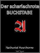 Cover-Bild zu eBook Der scharlachrote Buchstabe