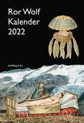 Cover-Bild zu Ror Wolf Kalender 2022 von Wolf, Ror