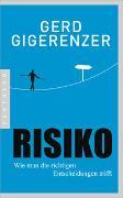 Cover-Bild zu Risiko von Gigerenzer, Gerd