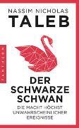 Cover-Bild zu Der Schwarze Schwan von Taleb, Nassim Nicholas