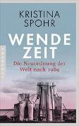 Cover-Bild zu Wendezeit von Spohr, Kristina