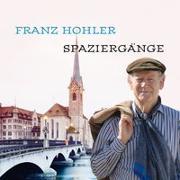 Cover-Bild zu Spaziergänge von Hohler, Franz