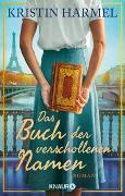 Cover-Bild zu Das Buch der verschollenen Namen von Harmel, Kristin