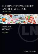Cover-Bild zu Clinical Pharmacology and Therapeutics von McKay, Gerard A.