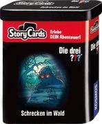 Cover-Bild zu Story Cards - Die drei ??? Schrecken im Wald