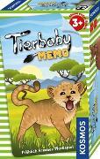 Cover-Bild zu Tierbaby-Memo