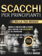 Cover-Bild zu Scacchi per Principianti von Marino, Fiorenza