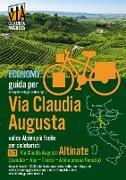 """Cover-Bild zu Percorso ciclabile Via Claudia Augusta 1/2 """"Altinate"""" ECONOMY von Tschaikner, Christoph"""